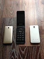 Мобильный телефон раскладушка Samsung T390 DualSim/FM/Камера, фото 1