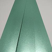 Жалюзі горизонтальні колір 415 Зелений металік