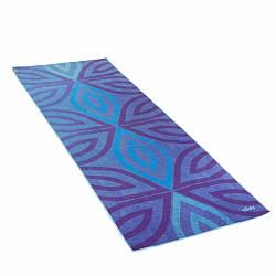 Коврик-полотенце для йоги Grip ART XL (BLUE MOON)
