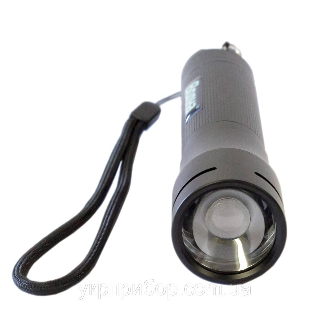 ВОЛНА-УФ365 портативный ультрафиолетовый фонарь с фокусирующей линзой