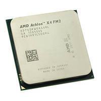 Процессор AMD Athlon X4 760K, 4 ядра 3.8ГГц, FM2