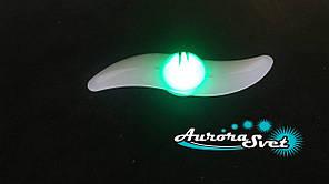 LED підсвічування на спиці велосипеда. Оригінальна підсвітка.