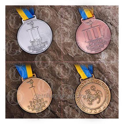 "Медаль ""Чемпион"", фото 2"
