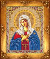 Набор для вышивки бисером Русская искусница 305 «Богородица Умиление»