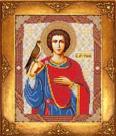 Набор для вышивки бисером Русская искусница 306 «Святой Трифон»