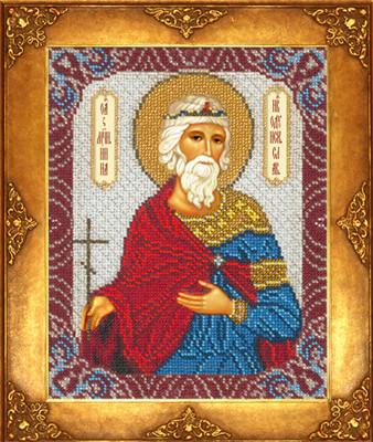 Набор для вышивки бисером Русская искусница 339 «Святой Инна»