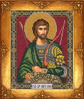 Набір для вишивки бісером Російська майстриня 356 «Святий Микита»