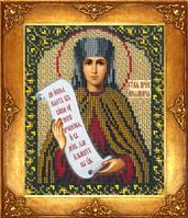 Набір для вишивки бісером Російська майстриня 234 «Свята Аполлінарія (Поліна)»