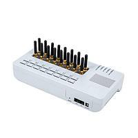 VoIP GSM шлюз GoIP 16 канальный SIP H.323 протоколы