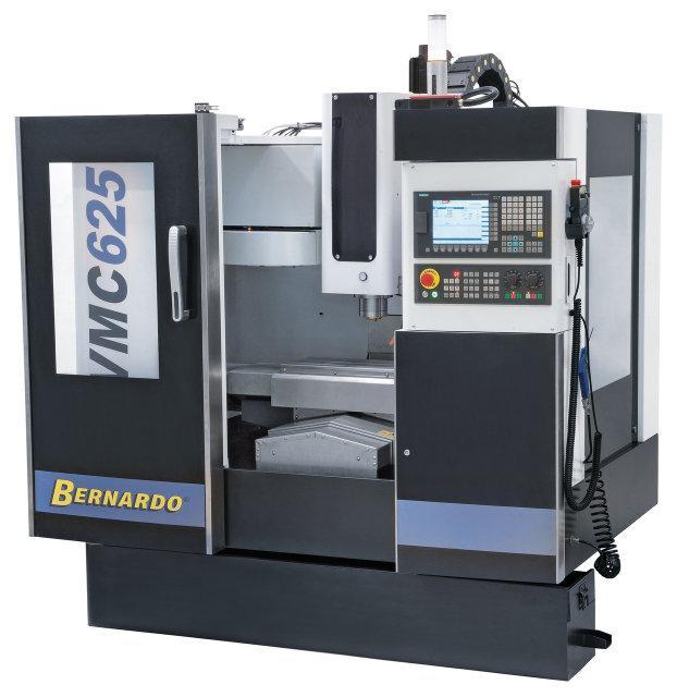 VMC 625 - Siemens Sinumerik 808D Advanced Вертикально фрезерный обрабатывающий центр с ЧПУ Bernardo