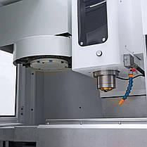 VMC 625 - Siemens Sinumerik 808D Advanced Вертикально фрезерный обрабатывающий центр с ЧПУ Bernardo  , фото 2