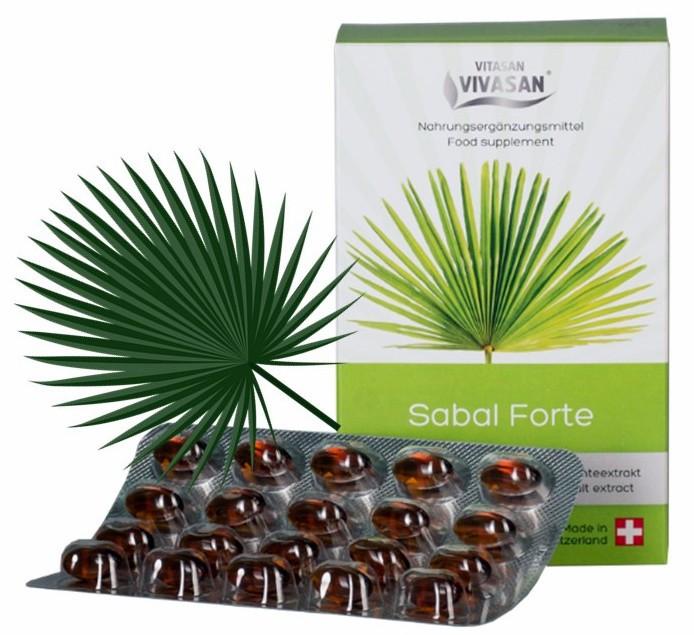 Сабаль Форте (в капсулах) / Sabal Forte