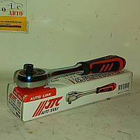 Ключ тріщьотка (мала) JTC 5022B 1/4 72зуб 150мм, фото 1