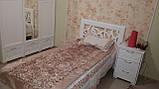 Деревянная кровать Италия, фото 9