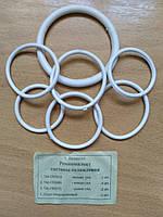 Ремкомплект системы охлаждения КАМАЗ (белые резинки)