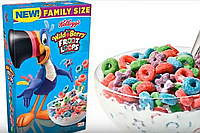 Froot Loops  wild berry family size