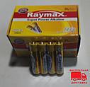 Алкалиновая батарейка (пачка 40шт.) Raymax LR3 UM4 AAA 1.5V Super Power Alkaline, фото 2