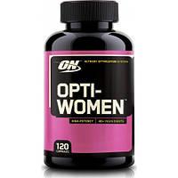 Вітамінно-мінеральний комплекс Opti-women Optimum Nutrition (120 таблеток)