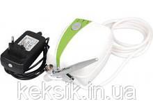 Аэрограф Miol 81-130 в комплекте с мини компрессором