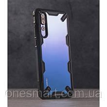 Чехол Ringke Fusion X для Huawei P20 Pro Black