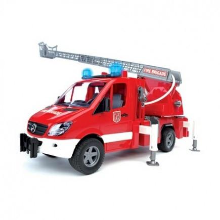 Пожарная машина Mercedes Benz Sprinter Bruder 02532