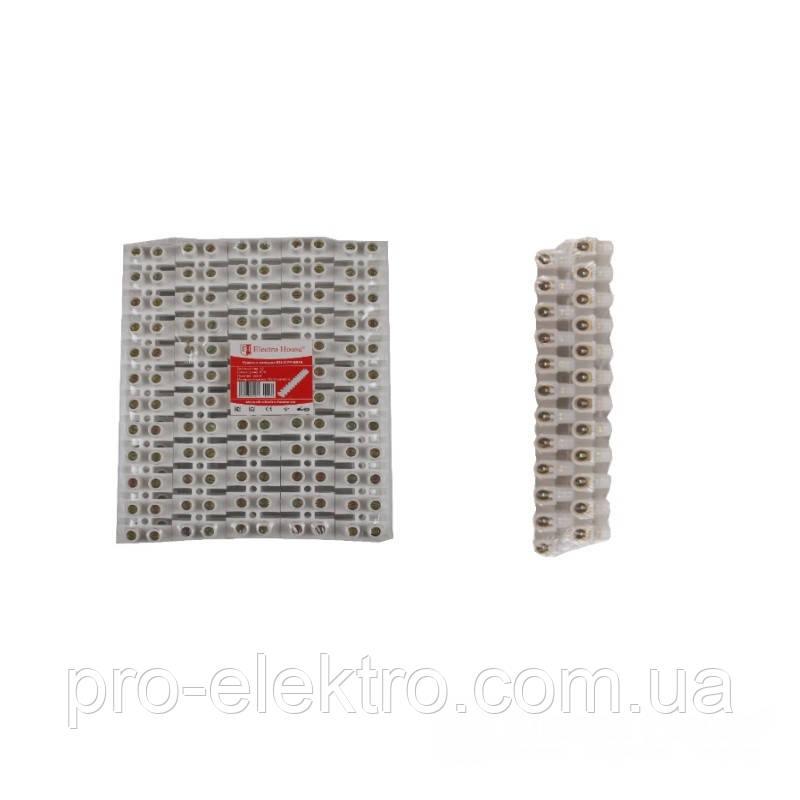 Клеммная колодка (полипропилен) EH-CPP-0019 100A-40mm2