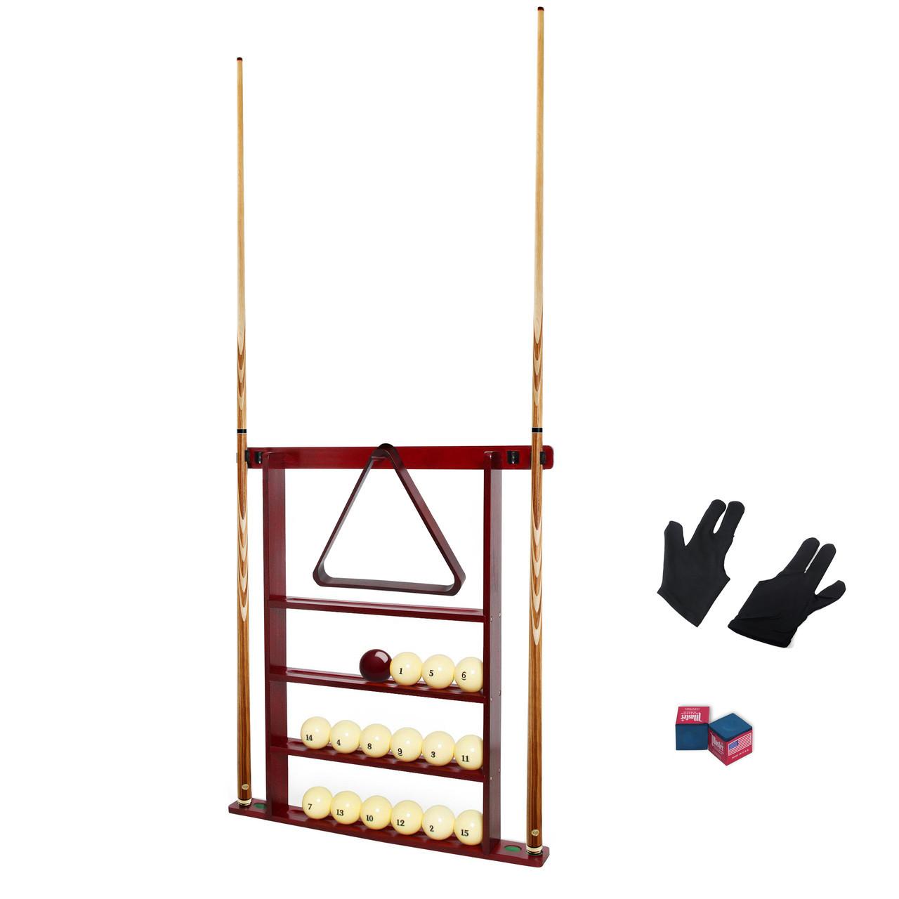Комплект для игры Премиум (Пирамида 9-12 футов)