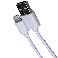 Кабель INKAX  CK-13 USB - Iphone 5/6/7 Lightning  1м