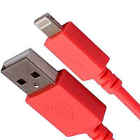 Кабель INKAX  CK-08  USB  -  Iphone 5/6/7 Lightning  2м