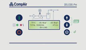 Компресор CompAir L 22 RS з частотним перетворювачем, фото 3