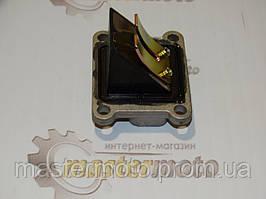 "Клапан лепестковый карбюратора скутера TB50/60 2T-цепь, Сузуки RUN ""Mototech"" B234, Тайвань"