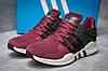 Кроссовки мужские Adidas  EQT ADV/91-16, бордовые (11996) размеры в наличии ► [  41 42 44  ]