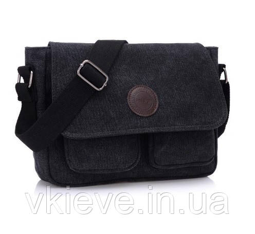 Прочная мужская тканевая сумка (СК-2055)