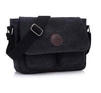 Прочная мужская тканевая сумка (СК-2055), фото 1