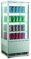 Витрина настольная холодильная EWT INOX RT78L