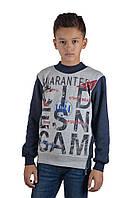 Свитшот детский на флисе Cegisa 5053 (02)