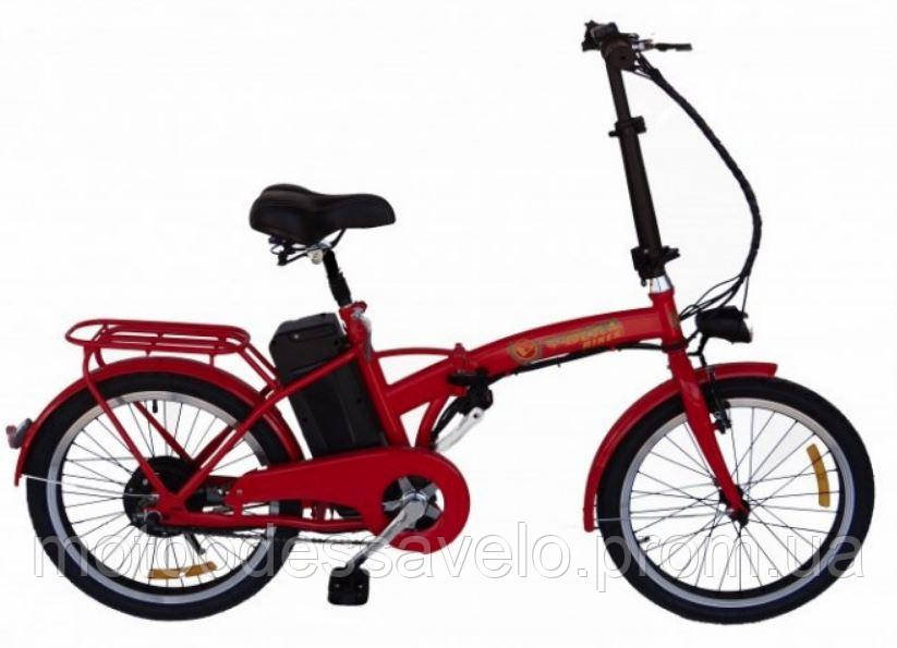 Электровелосипед складной Volta Ion 350w 36v