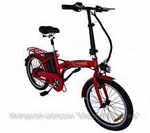 Электровелосипед складной Volta Ion 350w 36v, фото 3