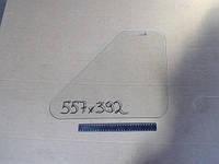 Стекло рамки боковой на УК кабину трактора МТЗ 80-670011-02 ()