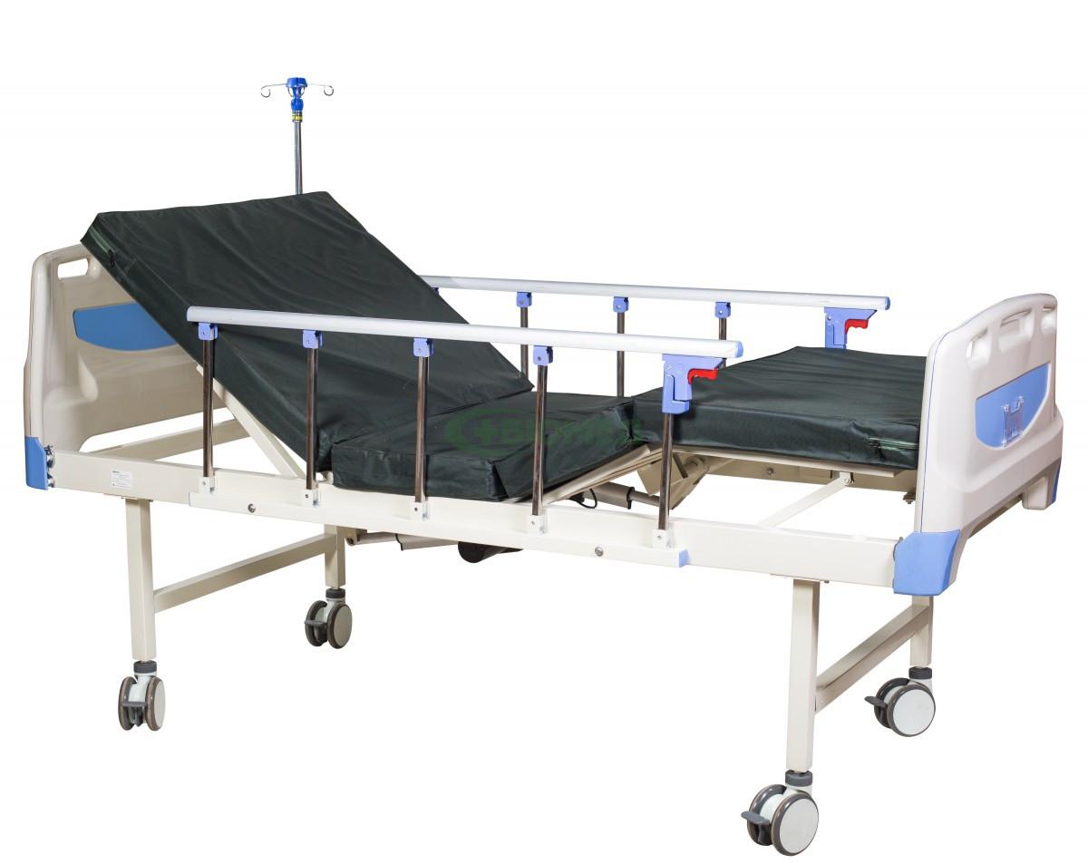 Кровать функциональная медицинская А-25P (4-секционная, электрическая)