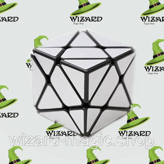 Кубик Рубика Axis cube серебро