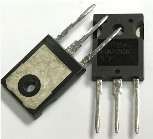 Транзистор FGH40N60SFD FGH40N60 Оригинал, фото 2