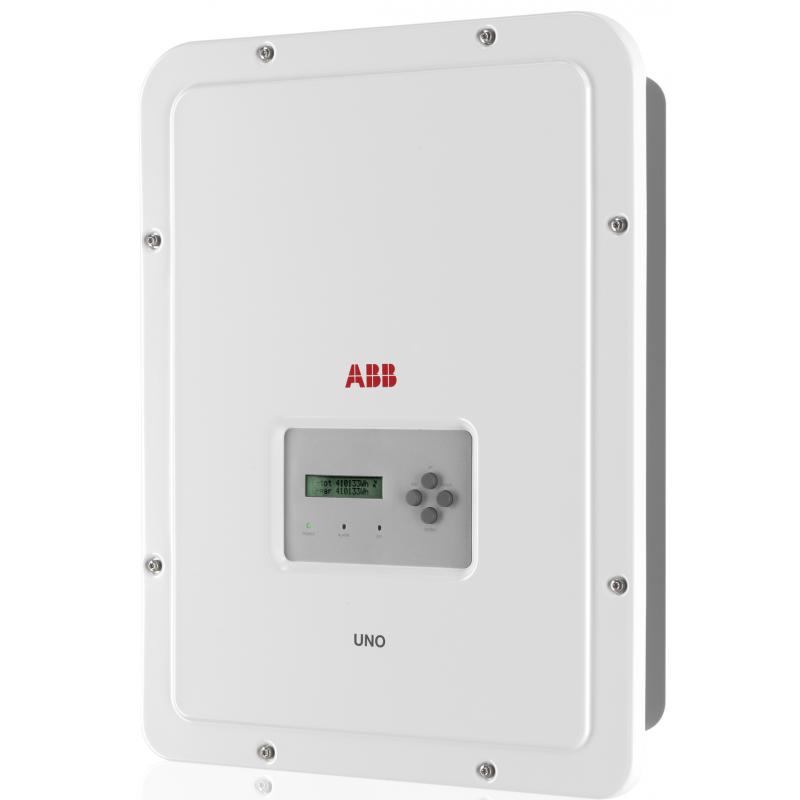 Инвертоp сетевой ABB UNO-4.2-TL-OUTD (4.2  кВт, 1 фаза /1 трекер)