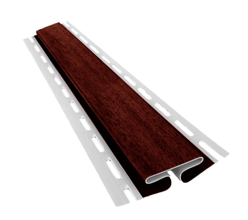 H-Планка красное дерево тик ASKO 3,8 м