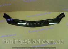 Дефлектор на капота Renault Kangoo 2 (2008-2013) (Рено Канго)