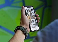 Ремешок для Apple iWatch 42 mm Camouflage Зеленый, фото 3