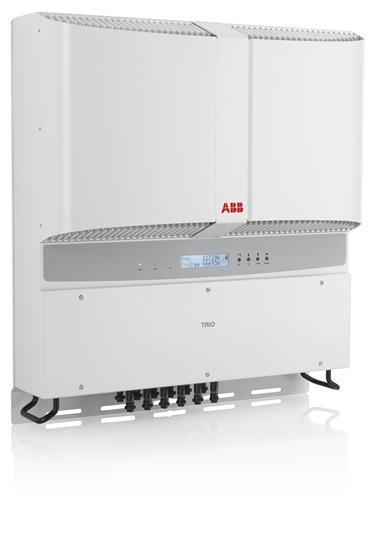 Инвертор сетевой  ABB PVI-10.0-TL-OUTD- S (10 кВт, 3 фазы /2 трекера)