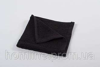 Полотенце Lotus Отель 30*30 Черный