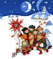 C Рождеством Христовым и Новым 2015 годом!