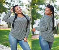 Модная женская кофточка в размерах  50-52,54-56 , фото 1